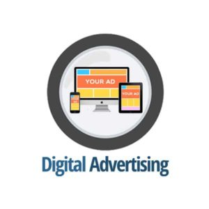 digital-advertising on Facebook Google Instagram