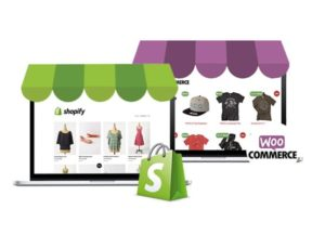 store-design shopify woocommerce